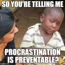 procastination