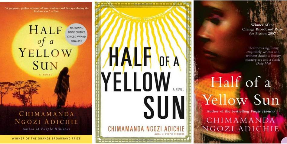 Half of a Yellow Sun by Chimamanda Ngozi Adichie – Long Live Tobe