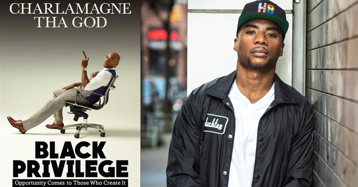 charlamagne tha god black privilege pdf